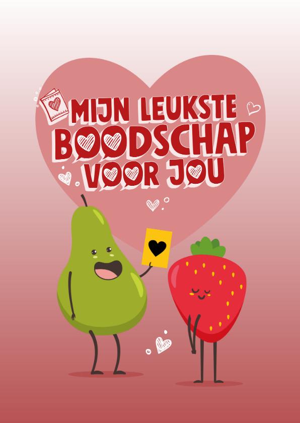 Valentijnskaarten - Valentijnskaart Jumbo Supermarkten
