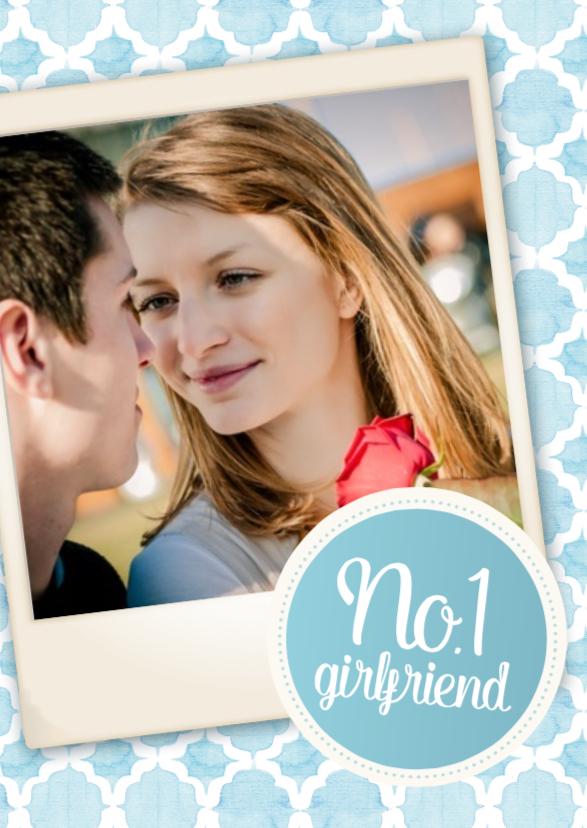 Valentijnskaarten - Valentijnskaart Polaroid No.1