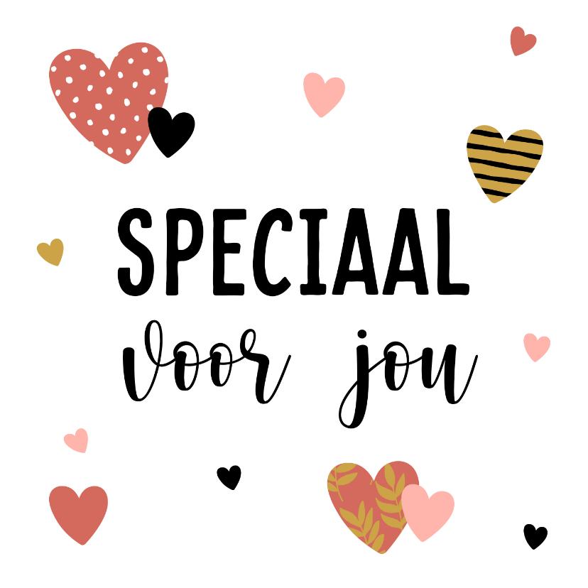 Valentijnskaarten - Valentijnskaart speciaal voor jou