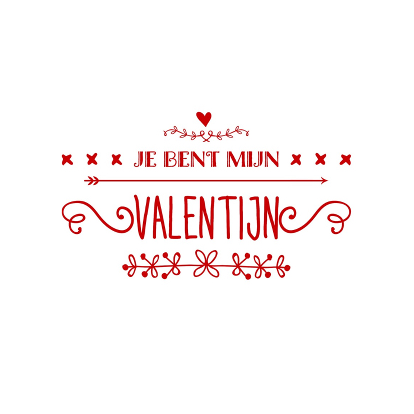 Valentijnskaarten - valentijnskaart voor jou - LB