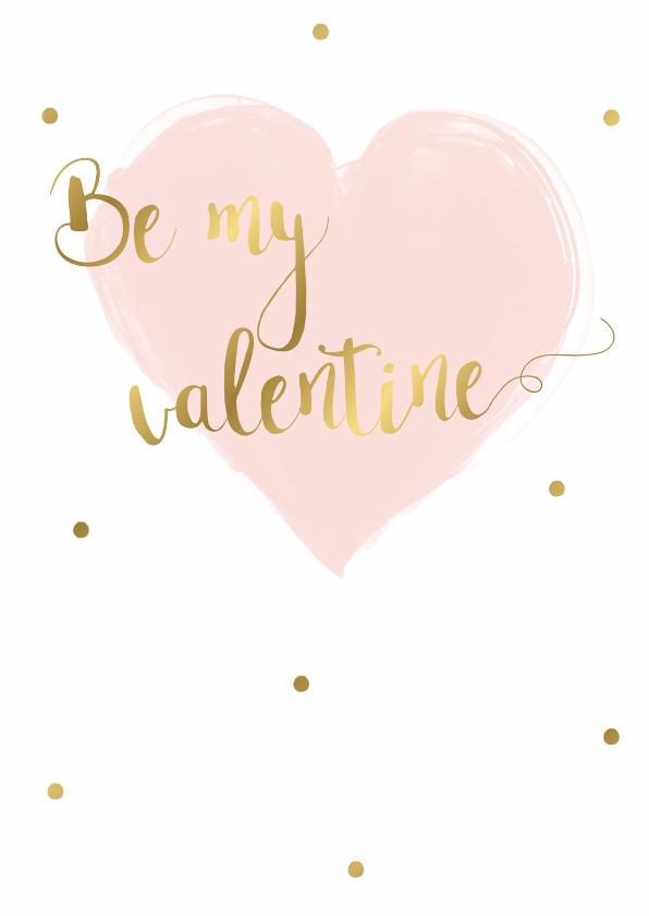 Valentijnskaarten - Valentijnskaart - WW
