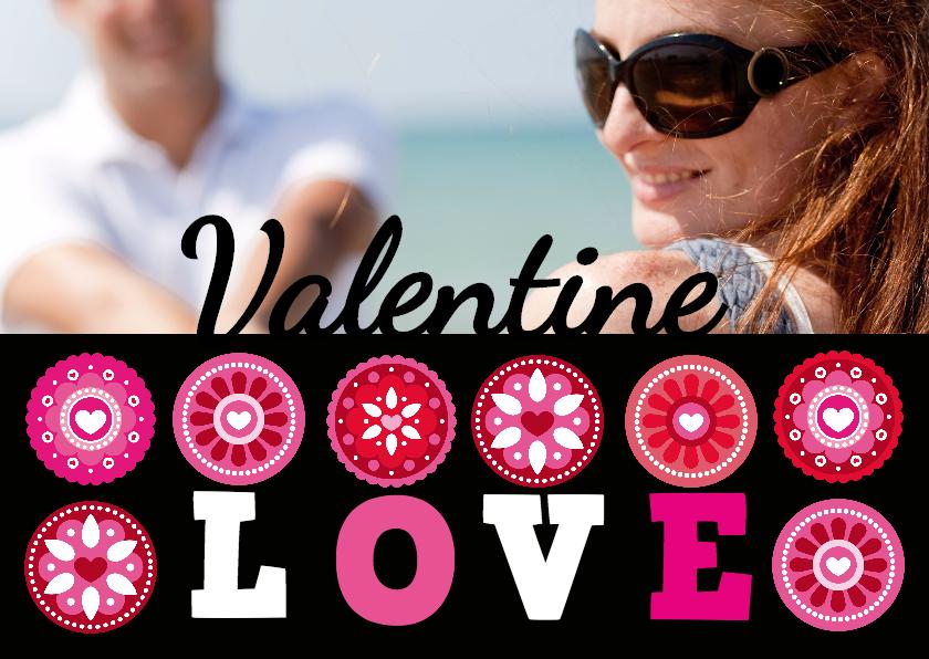 Valentijnskaarten - Valentine Love - BK