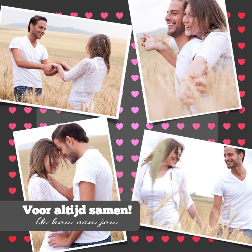 Valentijnskaarten - Voor altijd samen! - BK