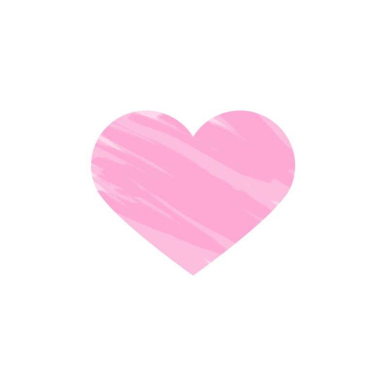 Valentijnskaarten - watercolor heart