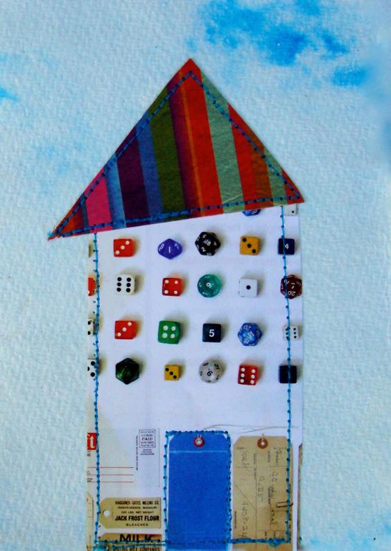 Verhuiskaarten - Blije plek