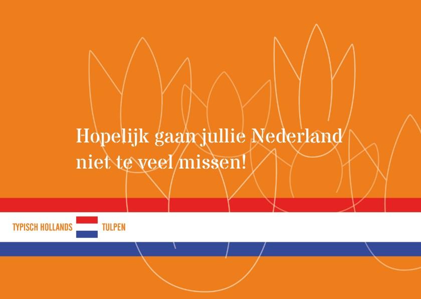 Typisch Hollands - tulpen 2 1