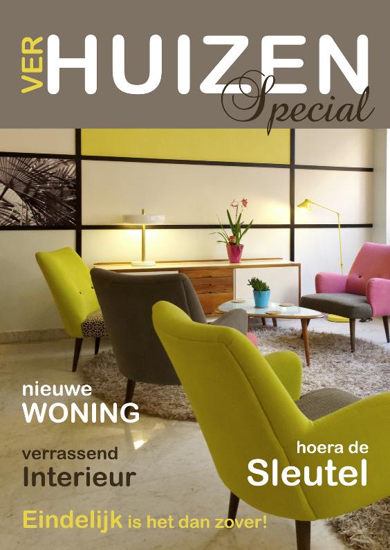 Verhuiskaarten - Verhuiskaart Cover Trendy - OT