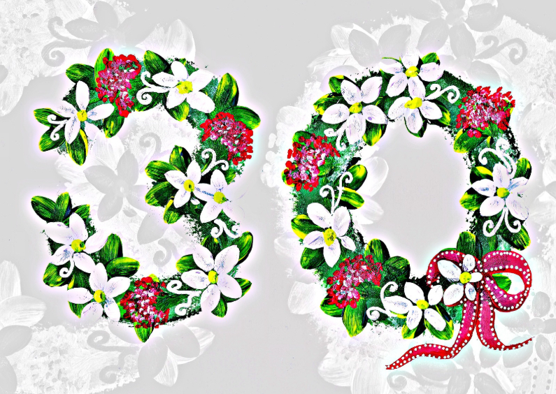 Verjaardagskaarten - 30 jaar, feest