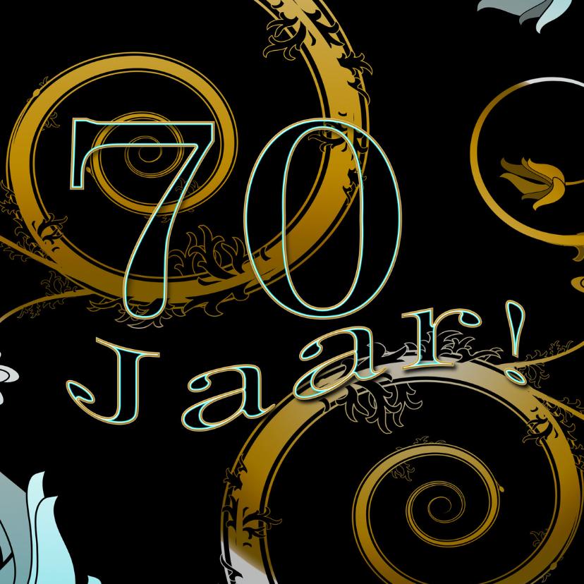 Verjaardagskaarten - 70 jaar Charme RB