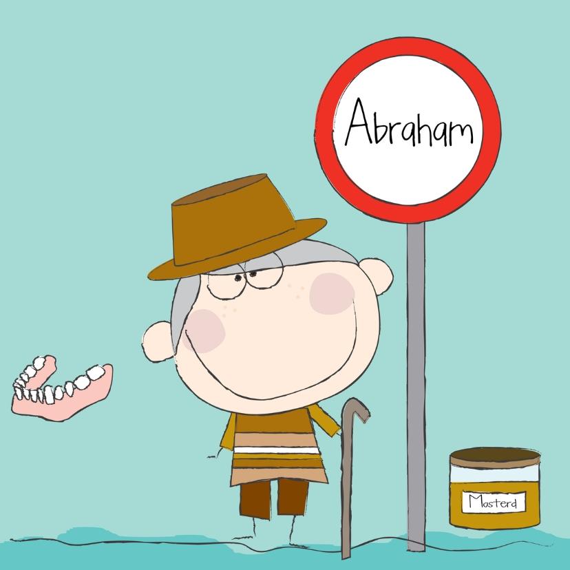 Verjaardagskaarten - Abraham 2