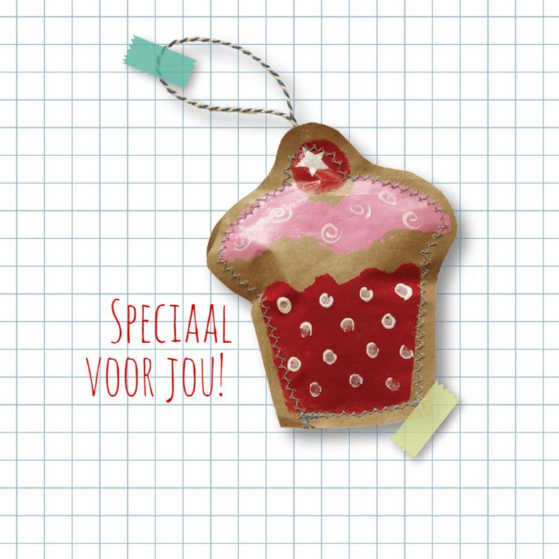 Verjaardagskaarten - Cupcake Speciaal