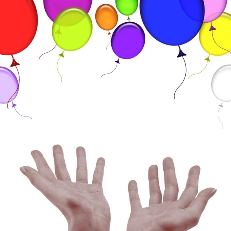 Verjaardagskaarten - Er is er 1 jarig