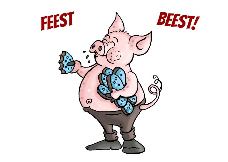 Feest beest 1