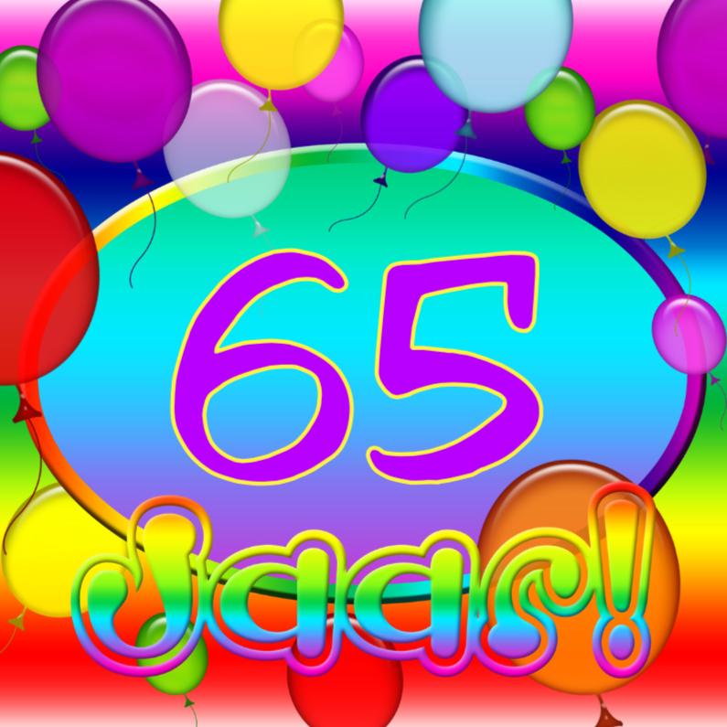 Verjaardagskaarten - Hoeveel jaar zelf invullen 1