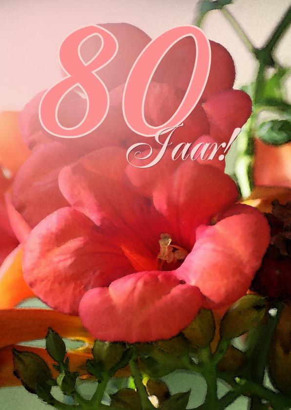 Verjaardagskaarten - Jarig leeftijd zelf invullen