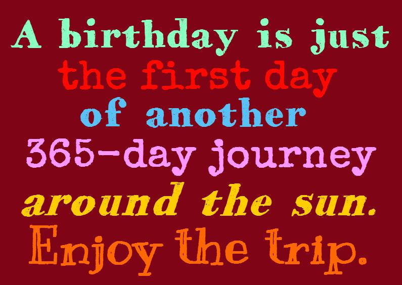 Journey around the sun  1