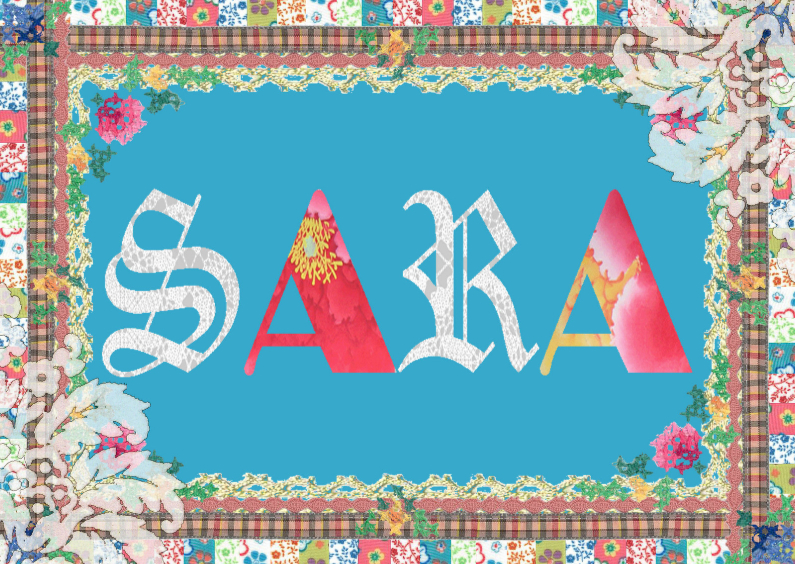 Verjaardagskaarten - KendieKaart-Sara-Patchy