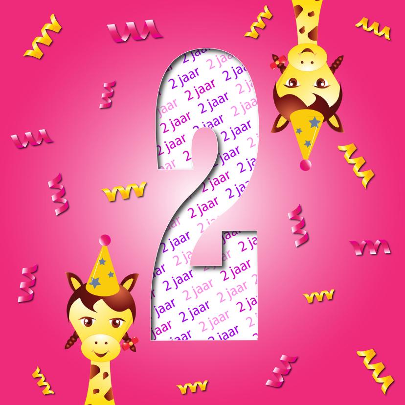 Verjaardagskaarten - meisje2jaar-2