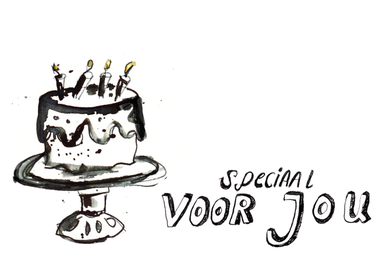 speciale verjaardagskaart 1