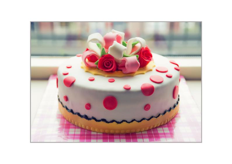 Uitnodigingen - time voor taart