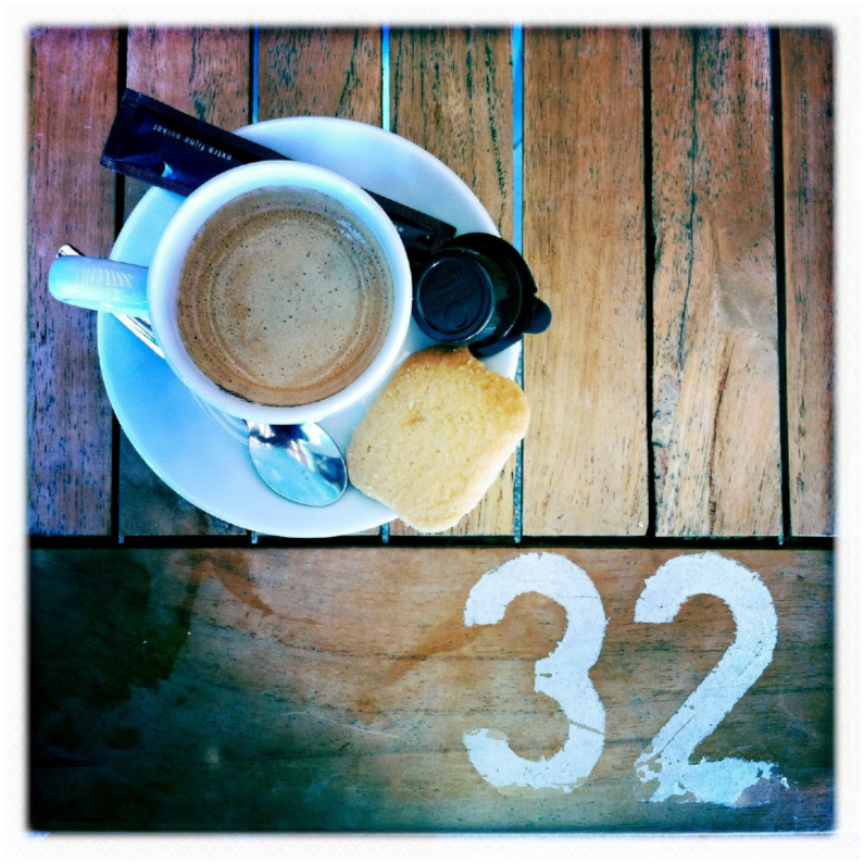 Verjaardagskaarten - van harte met je 32ste verjaardag