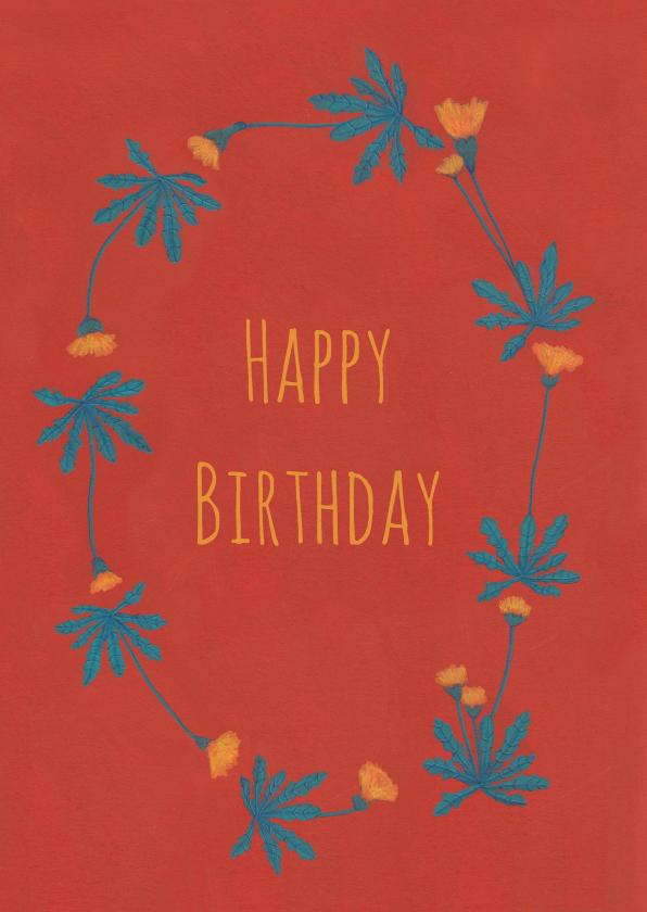 Verjaardagskaarten - verjaardag-happy birthday2-KK