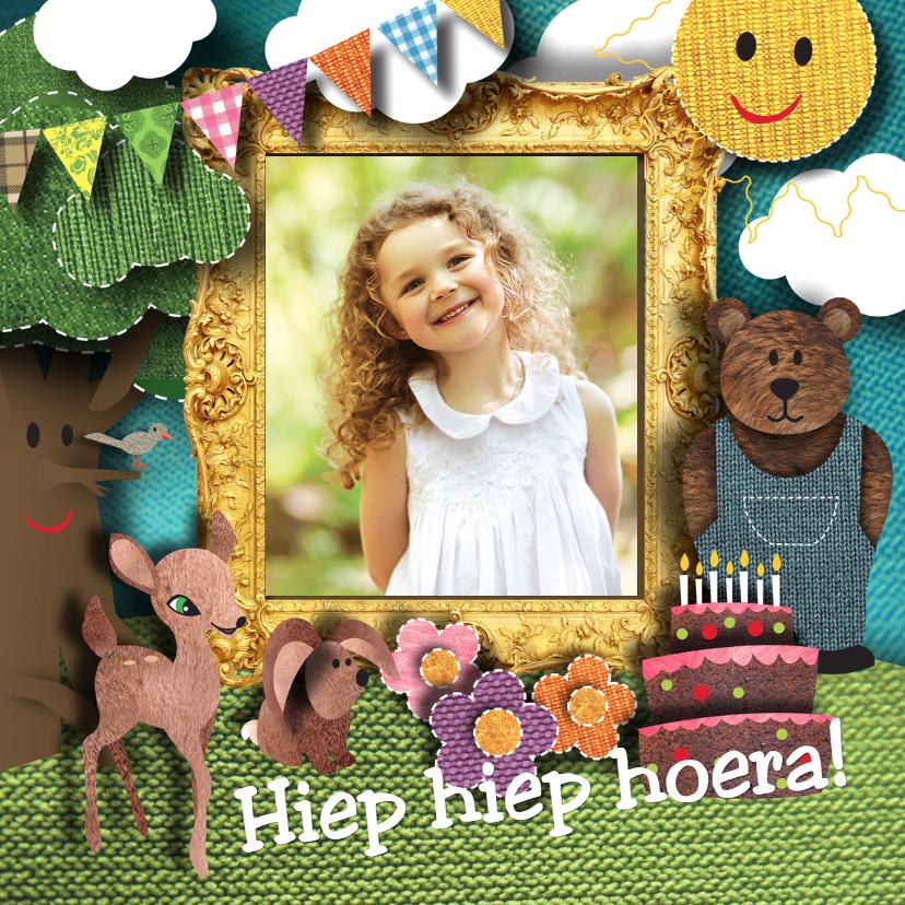 Verjaardagskaarten - Verjaardag - Kind Fotokaart 1