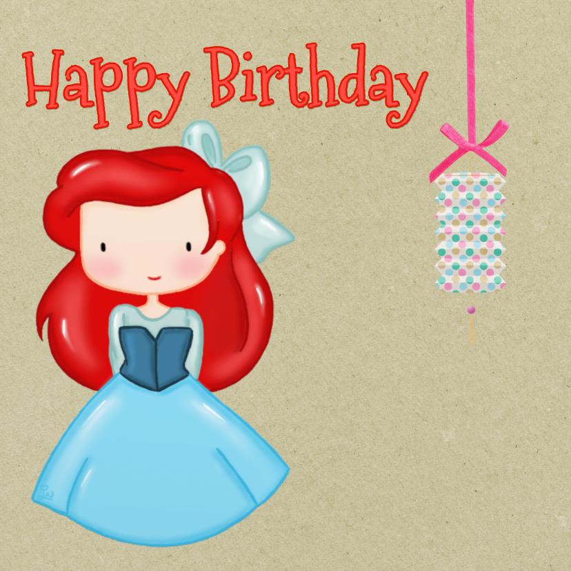 Verjaardagskaarten - Verjaardag Prinsesjes3 - TJ