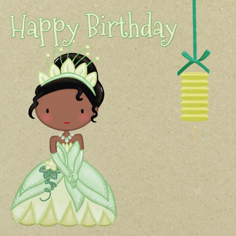 Verjaardagskaarten - Verjaardag Prinsesjes8 - TJ