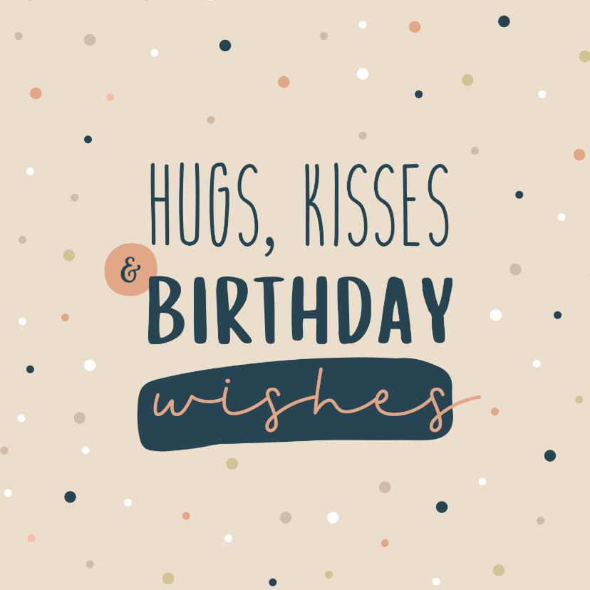 Verjaardagskaarten - Verjaardagskaart birthday wishes