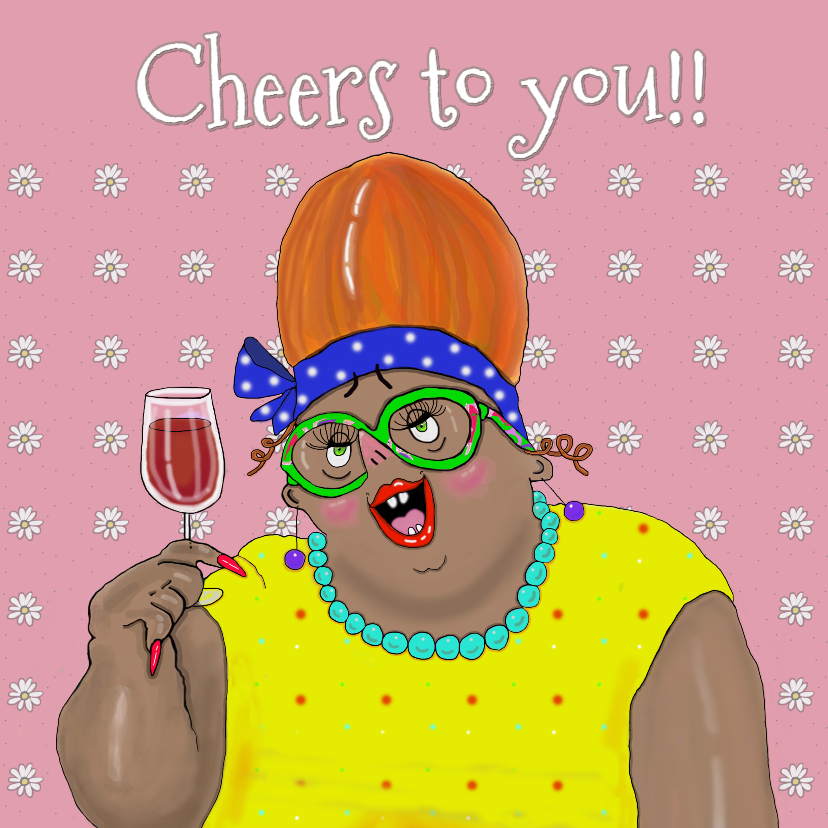 Beroemd Verjaardag Vrouw Humor Oge 97 Wofosogo
