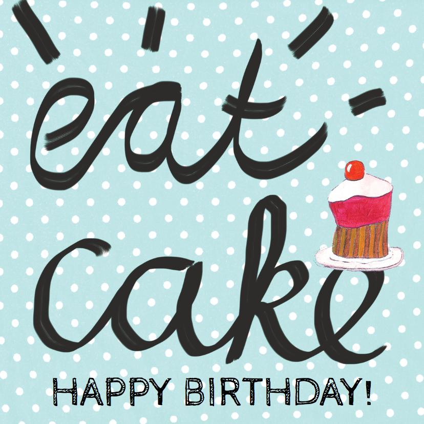 Verjaardagskaarten - Verjaardagskaart felicitatie hip