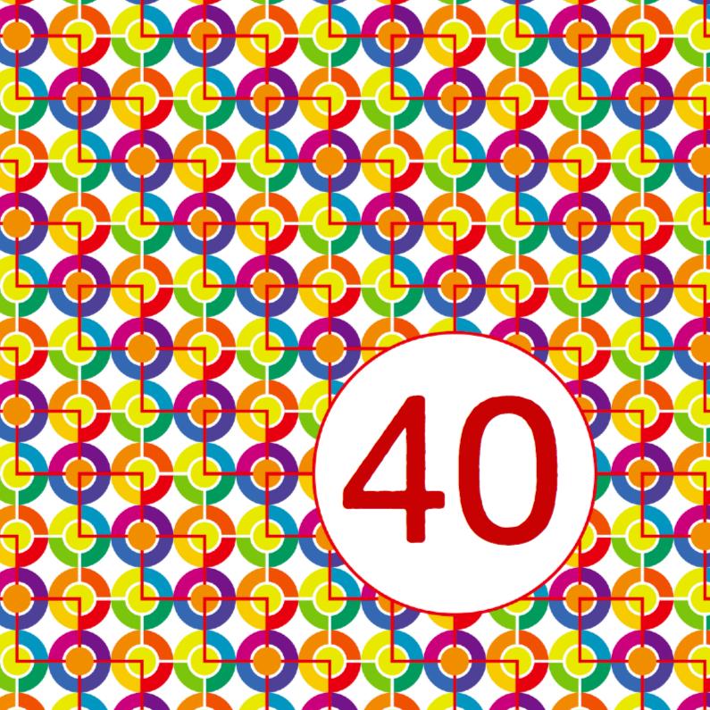 Verjaardagskaarten - Verjaardagskaart Van Itten 2