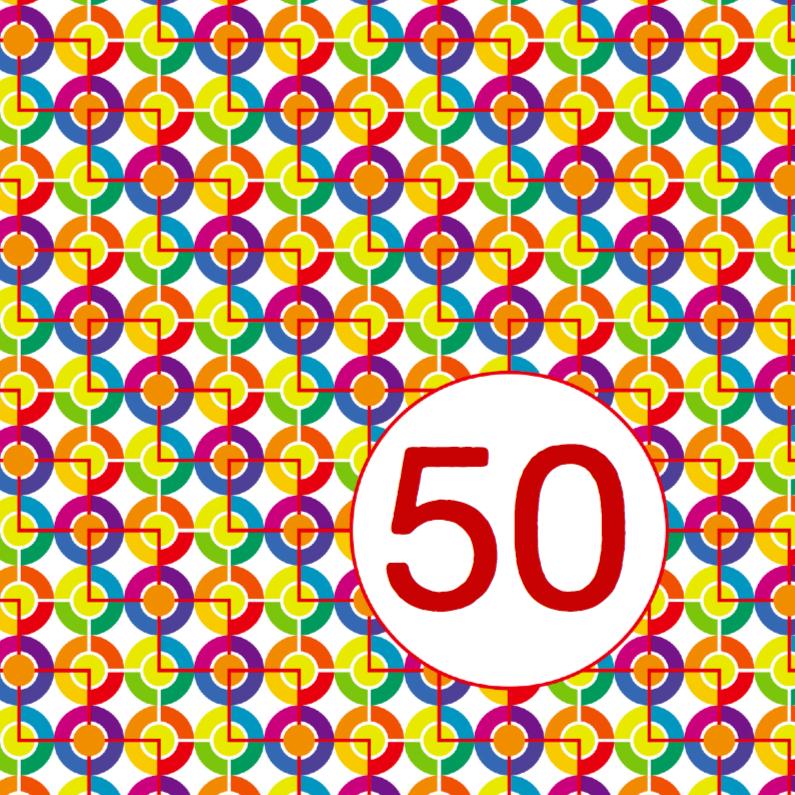 Verjaardagskaarten - Verjaardagskaart Van Itten 3