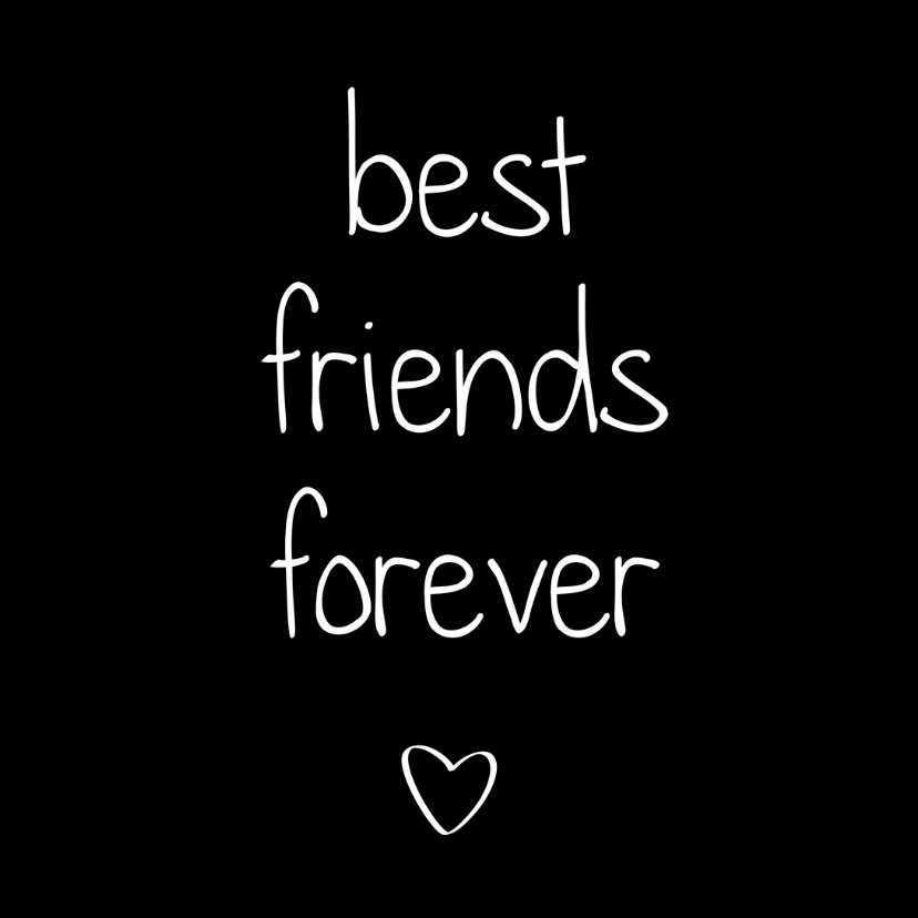 Who Are Your 5 Best Friends Forever  fruityfiftycom