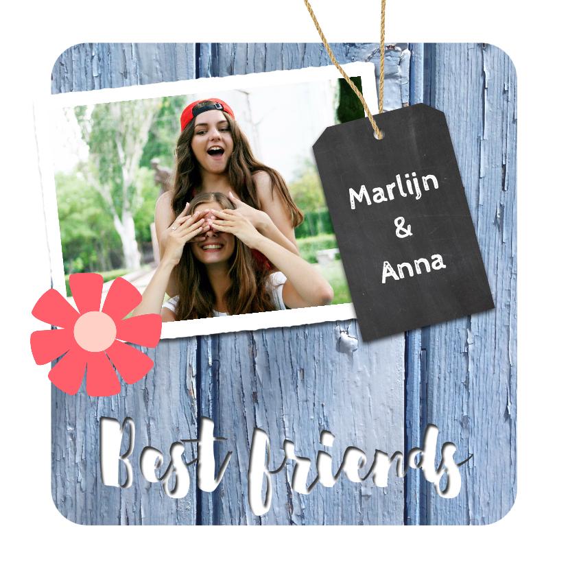 Vriendschap kaarten - CliniClowns best friends - DH