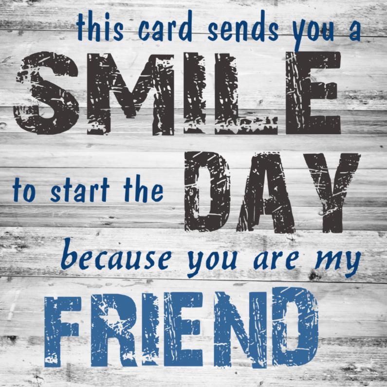 Vriendschap kaarten - friends-made4you