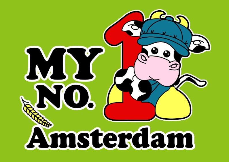 Welkom thuis kaarten - Amsterdam no 1