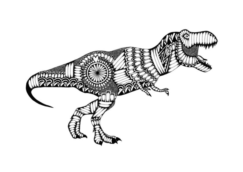 Woonkaarten - Woonkaart Dino