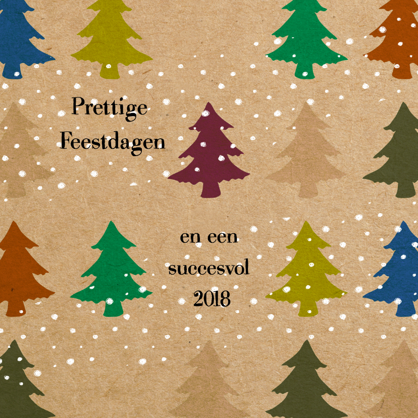 Zakelijke kerstkaarten - kerst-bomen-kleur-papier-HR