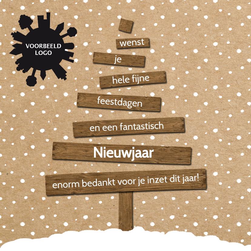Zakelijke kerstkaarten - kerst-boom-hout-papier-HR