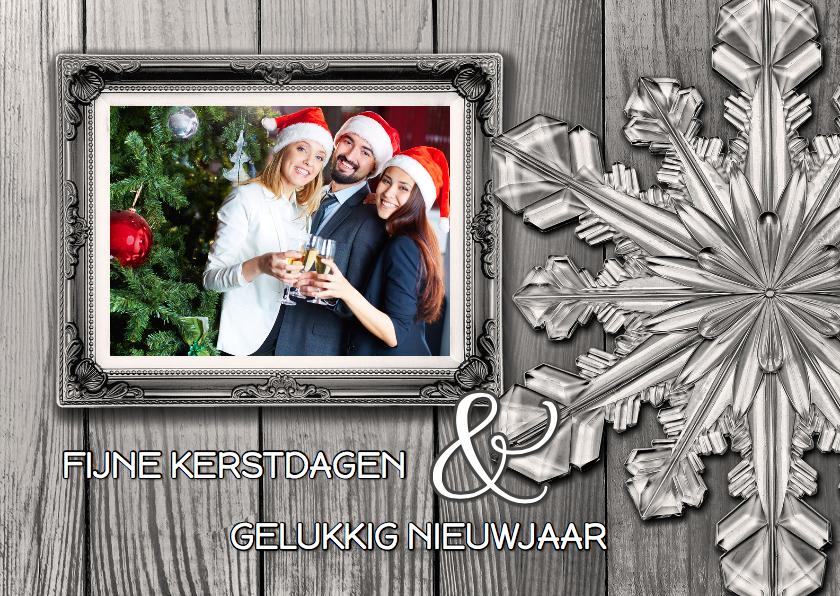 Zakelijke kerstkaarten - Kerst zakelijk eigen foto 02 - SG