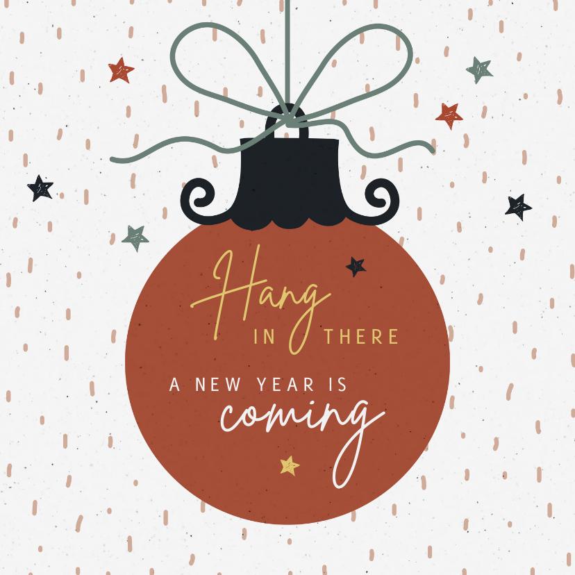 Zakelijke kerstkaarten - Kerst zakelijk Helemaal klaar met dit jaar