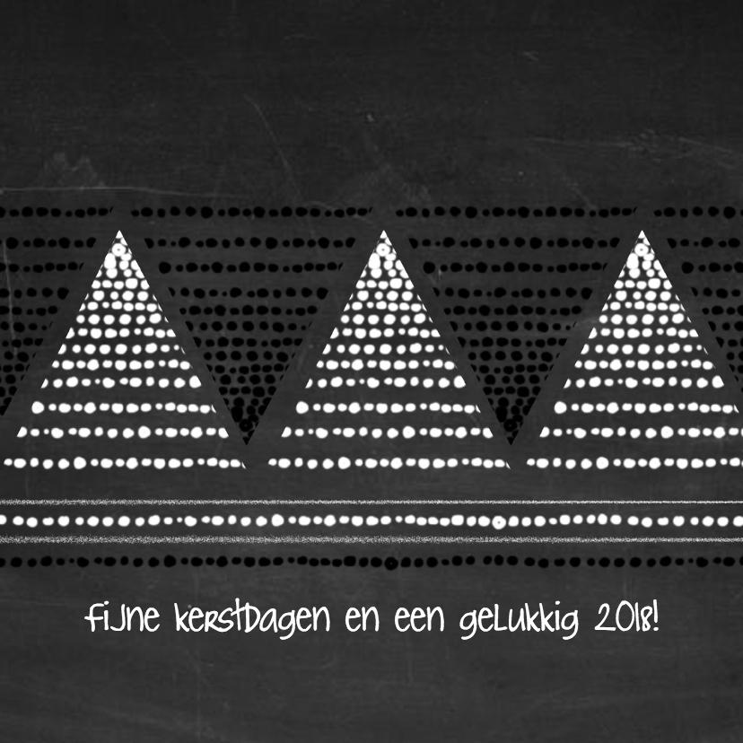 Zakelijke kerstkaarten - Zakelijke kerstkaart eenvoudig-IP