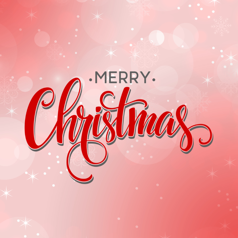 Zakelijke kerstkaarten - Zakelijke kerstkaart met logo