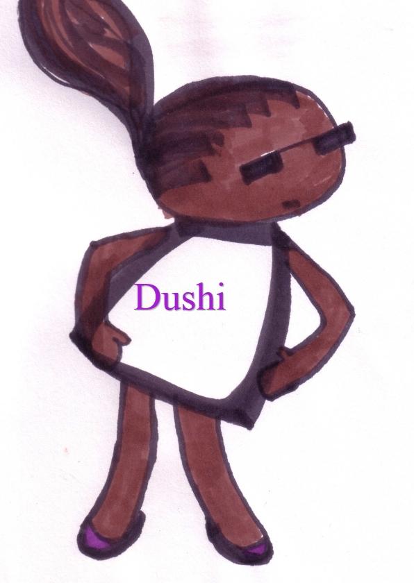 Zomaar kaarten - Dushi