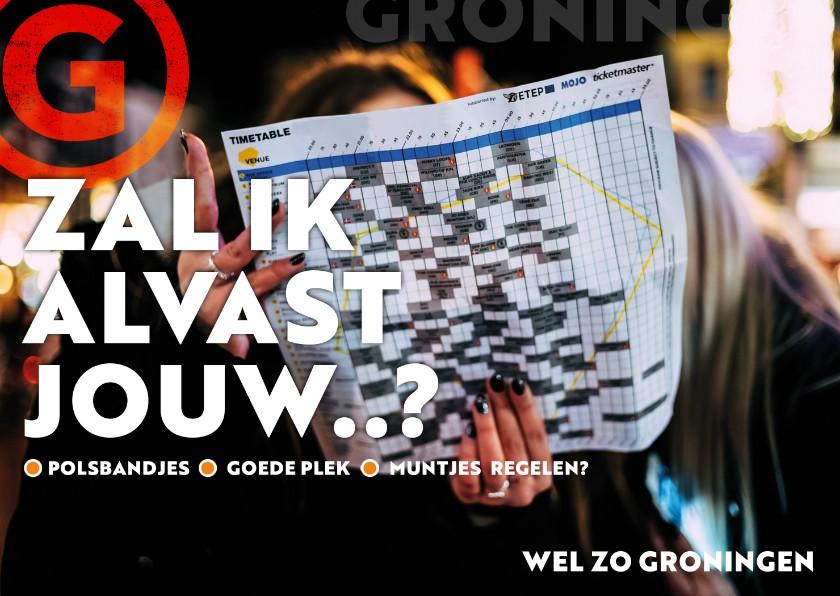 Zomaar kaarten - Groningen: kom samen ontdekken