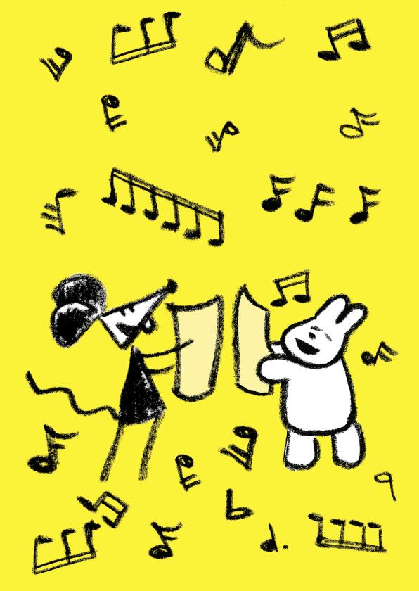 Zomaar kaarten - Joep & Hop zingen een liedje voor je