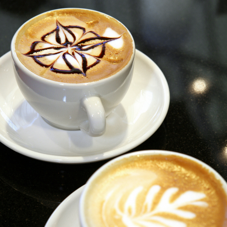 Zomaar kaarten - Kopje koffie - cappuccino - OT