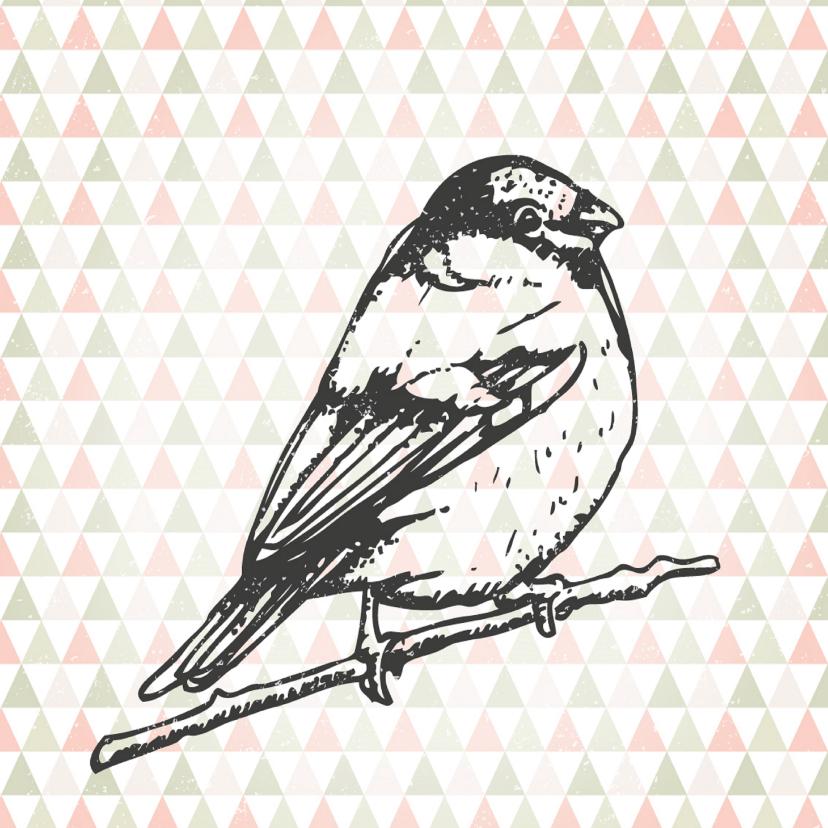 Zomaar kaarten - Mooie zomaar kaart- Vriendschap/Liefs